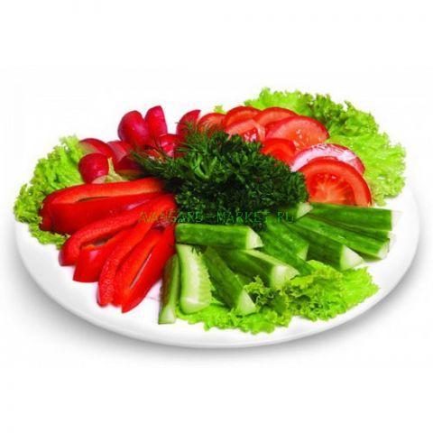 Овощное ассорти плэттер