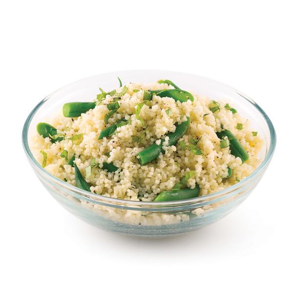 Рис с прованскими травами