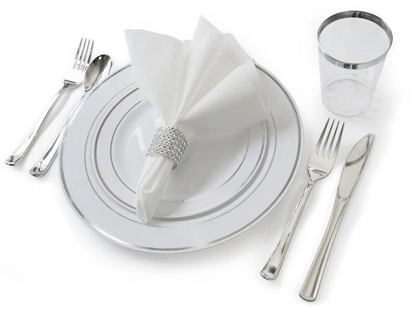 Набор ресторанной посуды